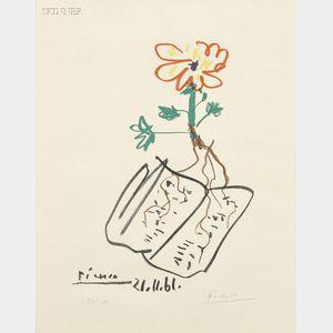 Pablo Picasso (Spanish, 1881-1973)      Fleur
