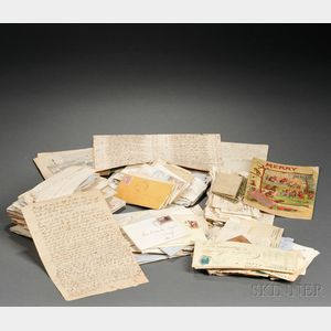 Documents, 18th to 20th Century.