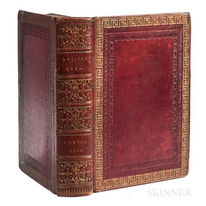 Worlidge, Thomas (1700-1766) A Select Collection of Drawings from Curious Antique Gems