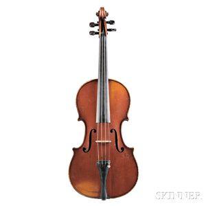French Viola, Charles Gand, Paris, 1843