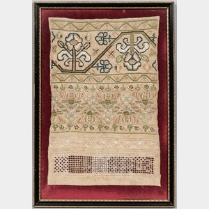 Needlework Sampler