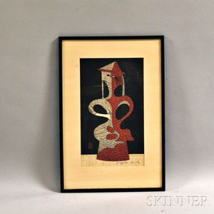 Kiyoshi Saito (1907-1997), Haniwa