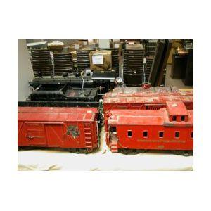 Buddy L Outdoor Railroad Train