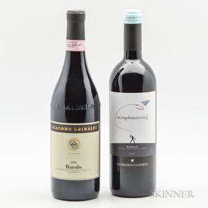 Mixed Barolo, 2 bottles