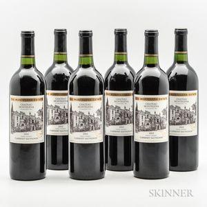 Chateau Montelena Estate 2002, 6 bottles