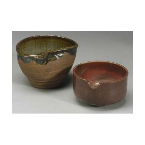 Two Spouted Bowls