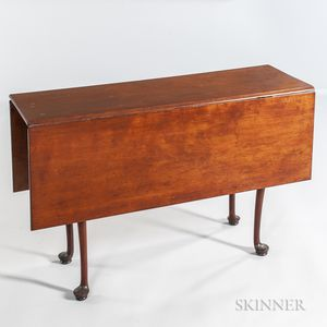 Cherry Drop-leaf Dining Table