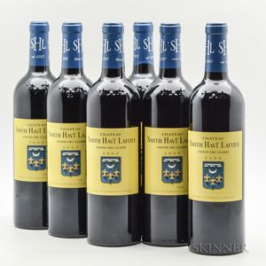 Chateau Smith Haut Lafitte 2009, 6 bottles