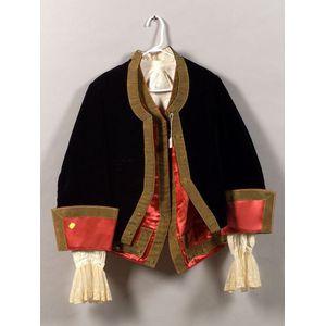 British 18th Century-style Gentleman