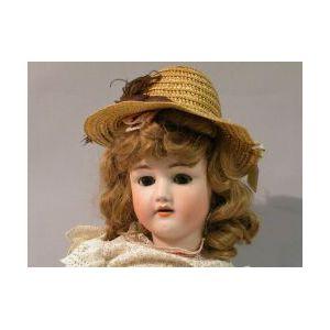 Simon Halbig Bisque Socket Head Doll