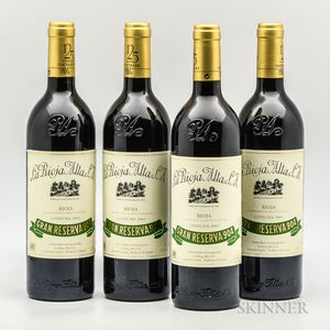 La Rioja Alta Gran Reserva 904 2005, 4 bottles