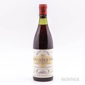 Damoy Chambertin Clos de Beze 1971, 1 bottle