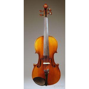 French Violin, Jerome Thibouville-Lamy, c. 1930