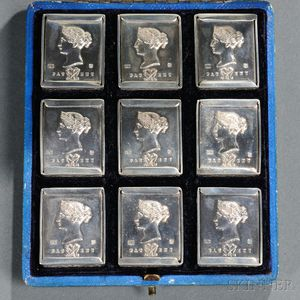 Boxed Set of Nine Victorian MacNeill