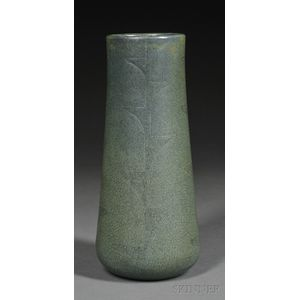Marblehead Pottery Two-color Vase