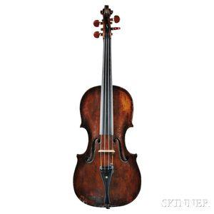 Violin, British School, c. 1810