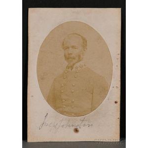 Johnston, Joseph E. (1807-1891)