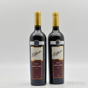 Elderton Shiraz Command 1992, 2 bottles