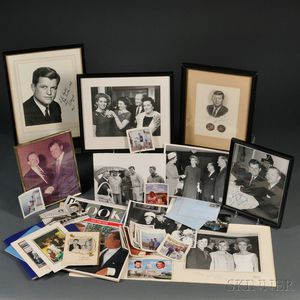 Kennedy Family, Photograph Collection, 1960s-1970s.