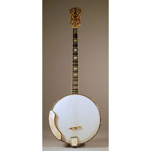 American Tenor Banjo, The Vega Company, Boston, c. 1925