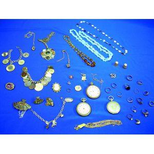 Assorted Estate Jewelry