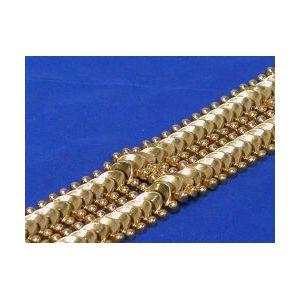 18kt Gold Fancy Link Bracelet