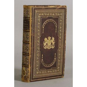 (Royal Binding, Princess Royal Victoria's Copy)