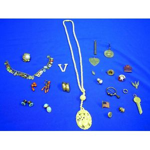 Assorted Estate Jewelry and Assorted Findings