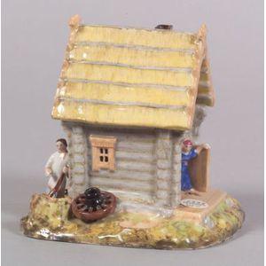 Popov Porcelain Cottage-form Standish