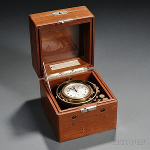 Hamilton Model 22 Deck Watch