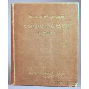 (Silversmiths, Antique)