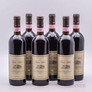 Castello Neive Barbaresco Santo Stefano Albesani 1995, 6 bottles