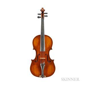 American Violin, Bernard L. Hildebrand, Springfield, 1942