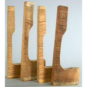 Four Cello Neck Grafts