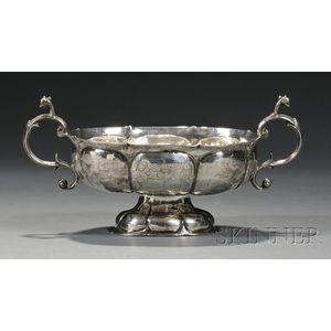 Continental Silver Bowl