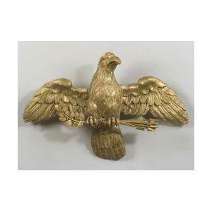 Carved Giltwood Eagle