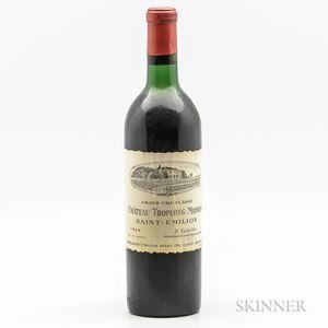 Chateau Troplong Mondot 1959, 1 bottle