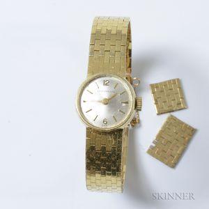 Tiffany & Co. 14kt Gold Lady