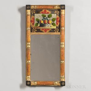 Small Split-baluster Mirror