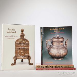 Four Books on Islamic Metalwork