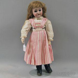 Handwerck 79 Bisque Head Girl Doll