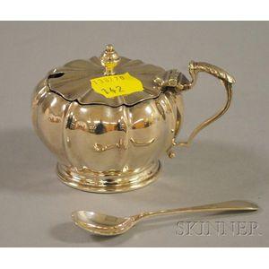 Tiffany & Co. English-made Sterling Mustard Pot