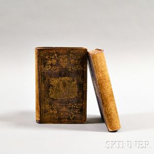 Two Volumes of Harriet Beecher Stowe