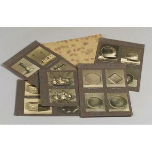 Jugendstil/Darmstadt  Photographic Catalogue for a German Silver Maker