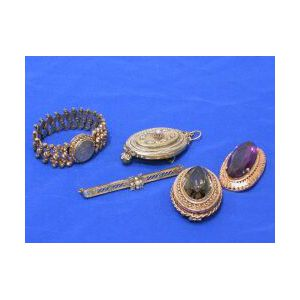 Five Jewelry Items