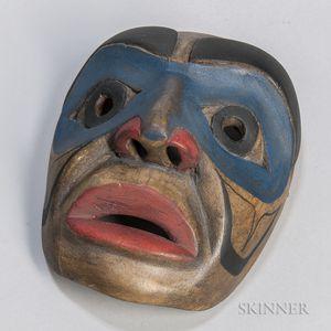 Contemporary Bella Coola Mask
