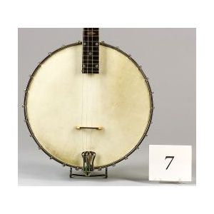 American Tenor Banjo, Charles and Elmer Stromberg, Boston, c. 1930