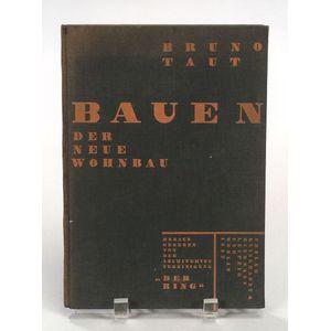 Reference  Bauen Der Neue Wohnbau by Bruno Taut