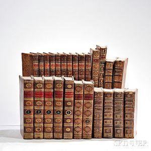 Decorative Bindings, Sets, Twenty-five Volumes.