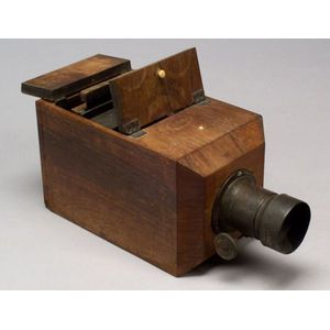 Daguerrian Camera by C.C. Harrison